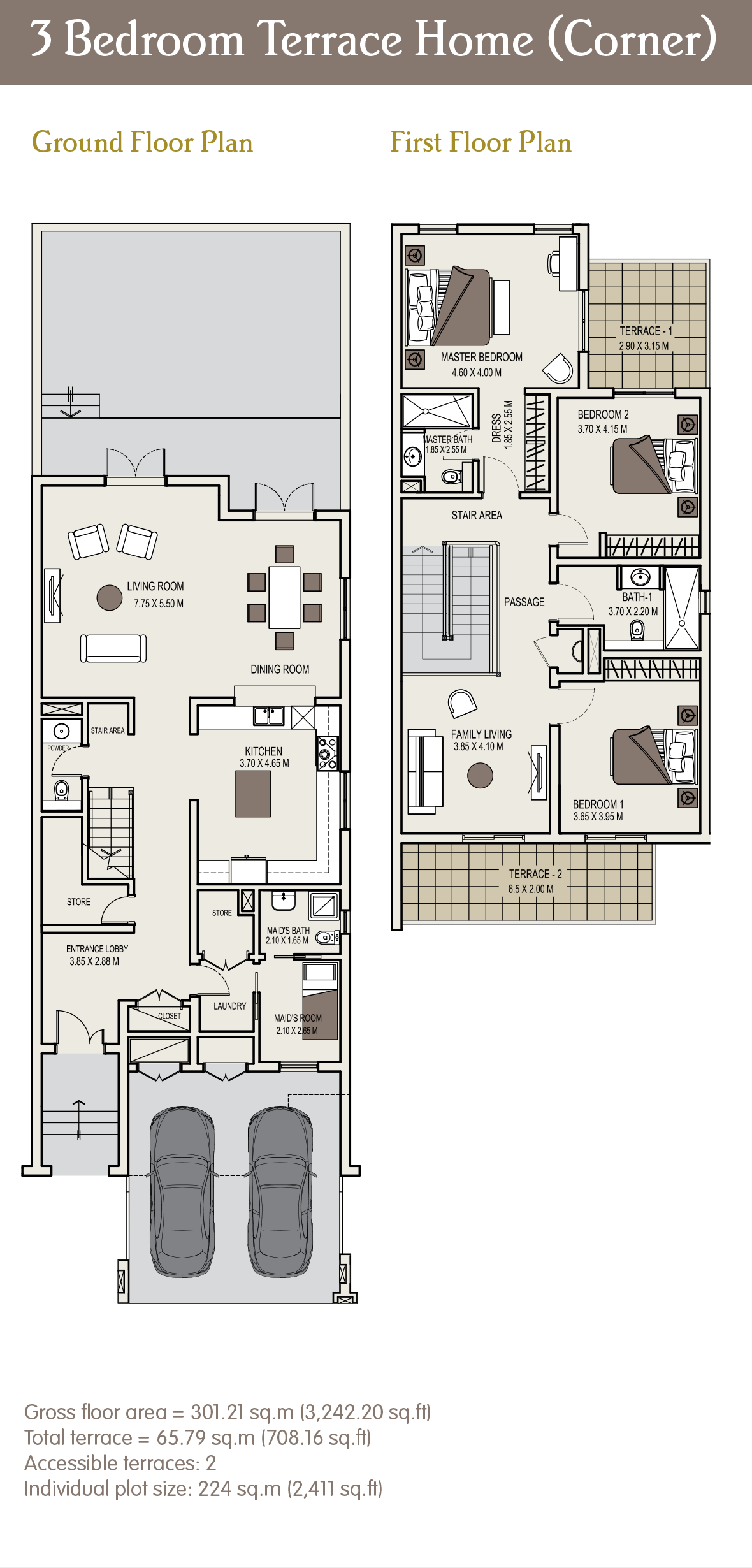 3Bedroom-Terrace-Home-Corner