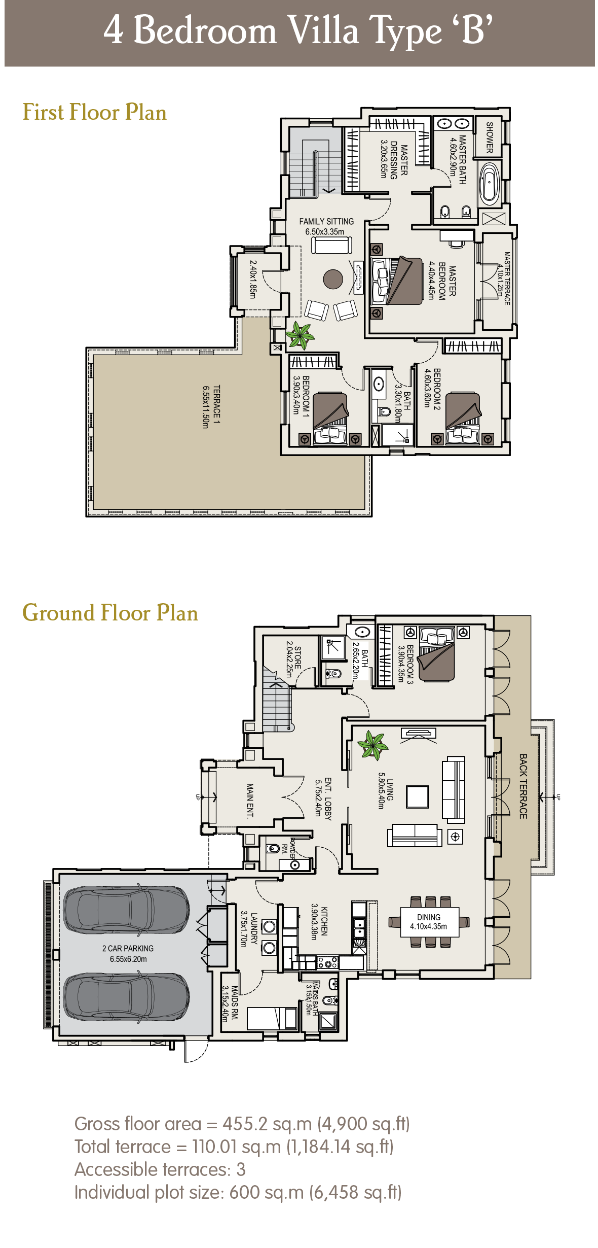 4Bedroom-Villas-TypeB