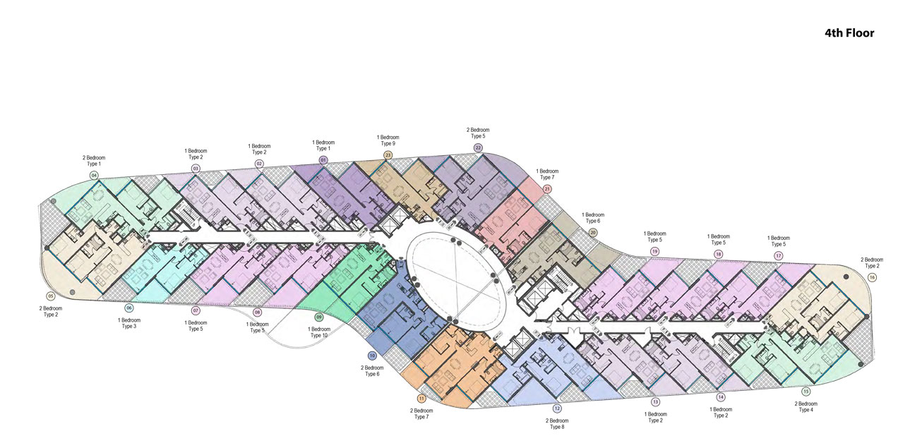 Mina-Fourth-Floor-Plan