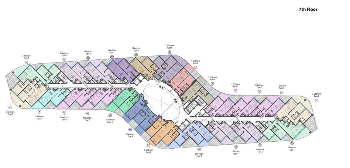 Mina-Seventh-Floor-Plan