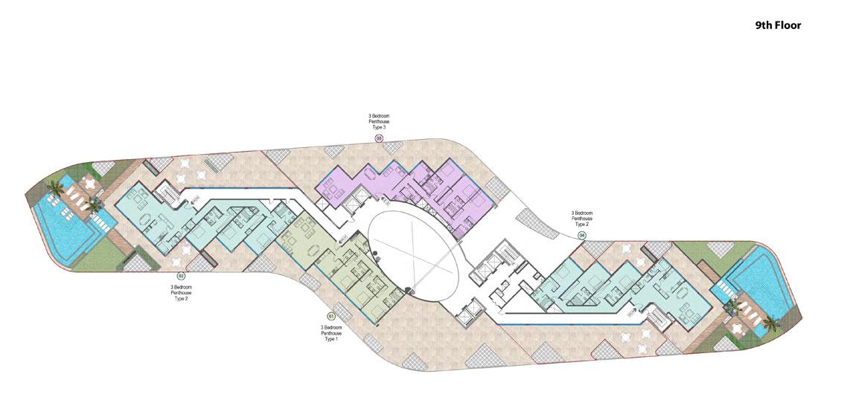 Mina-Nineth-Floor-Plan