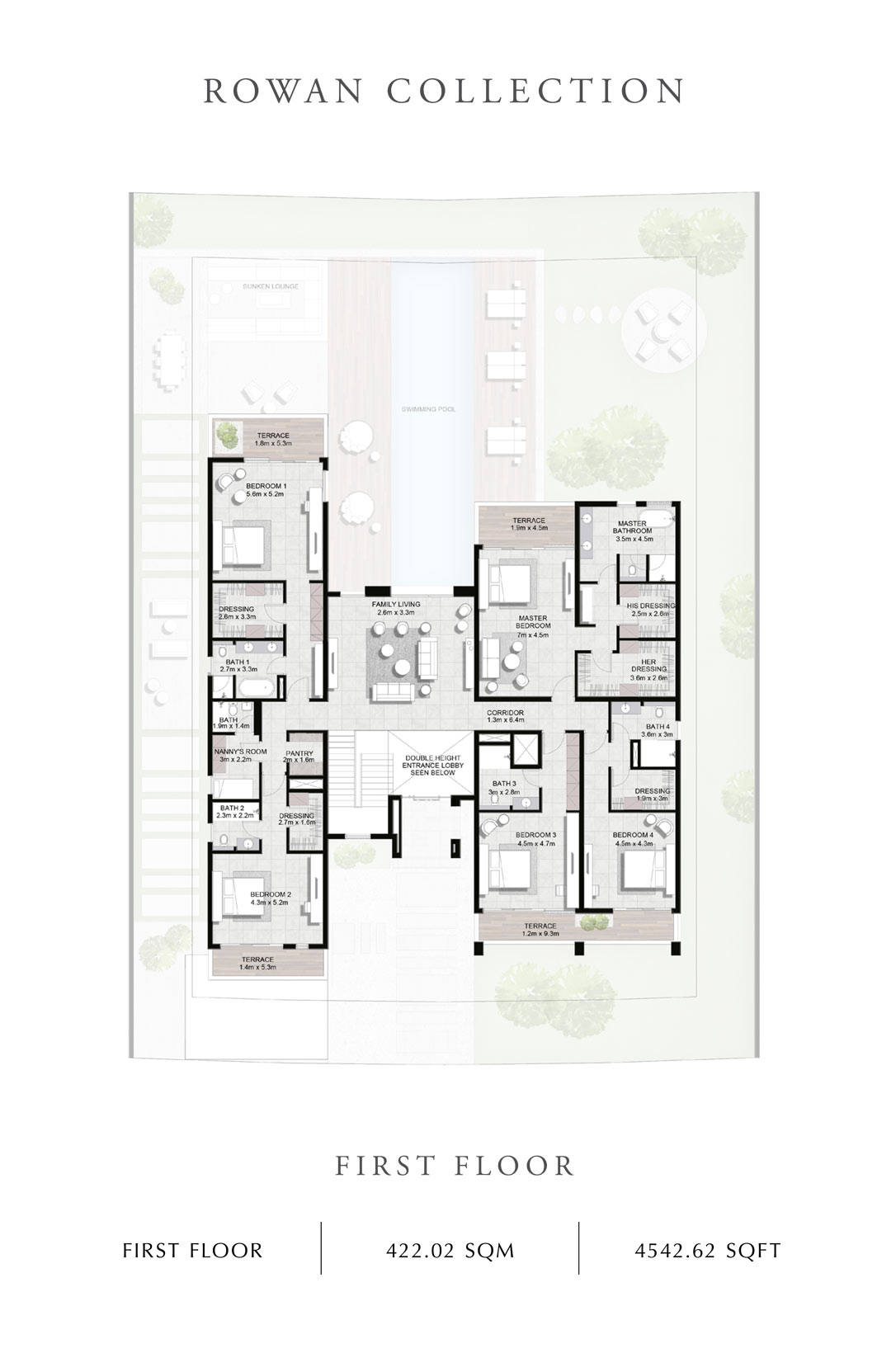 Rowan-Collection-First Floor, Size 4542 Sq Ft
