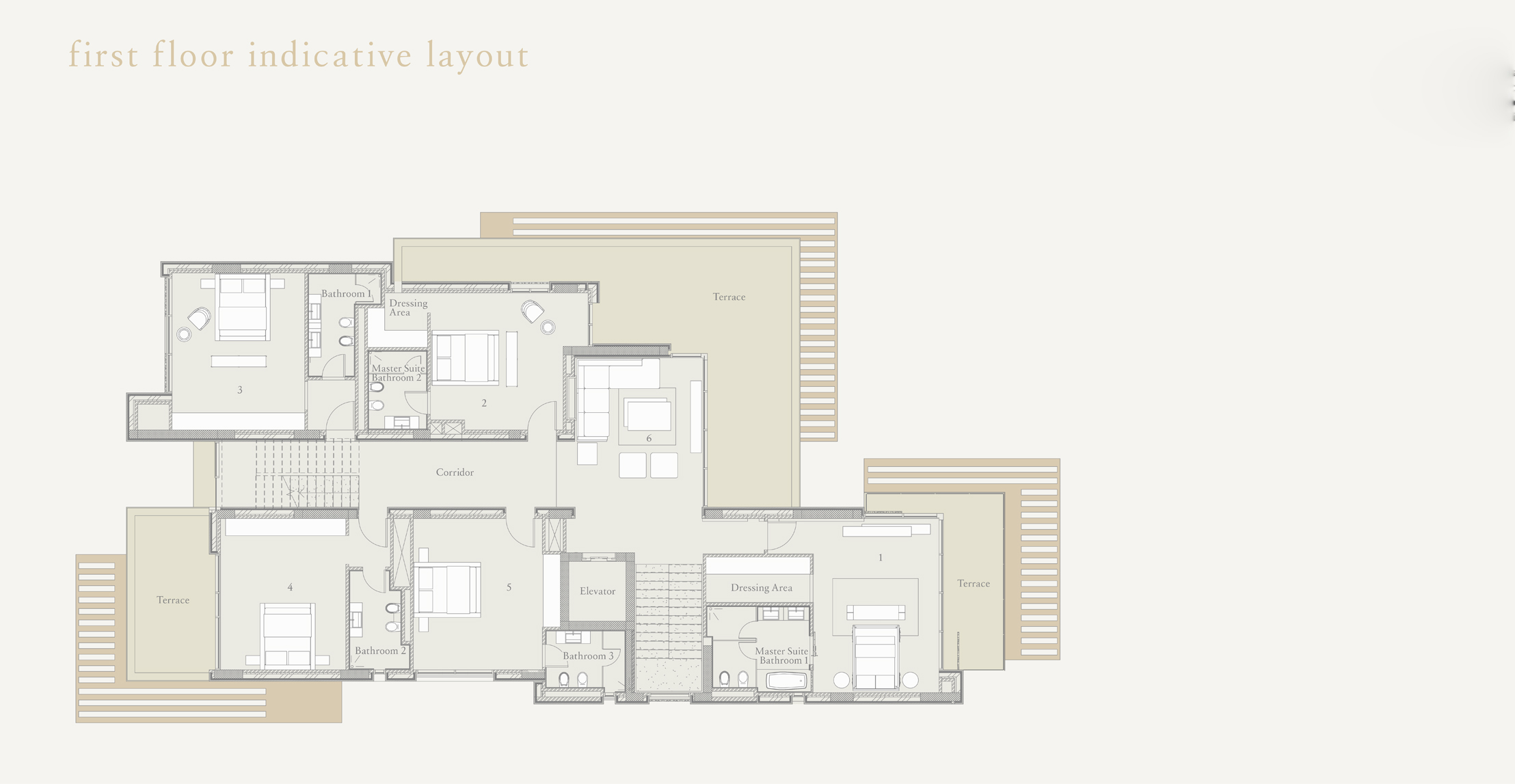 First Floor Inductive Layout