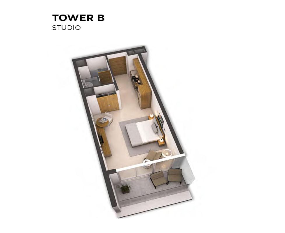 Tower B-Studio