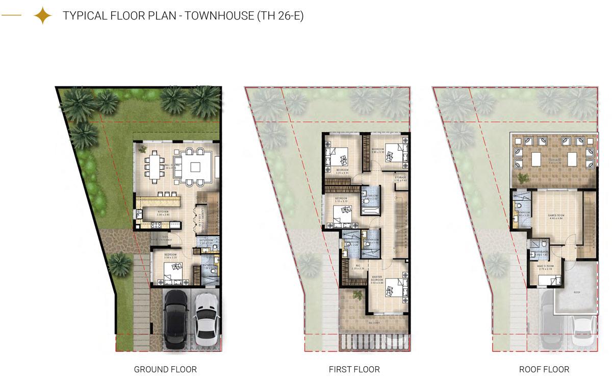 Townhouse TH26-E