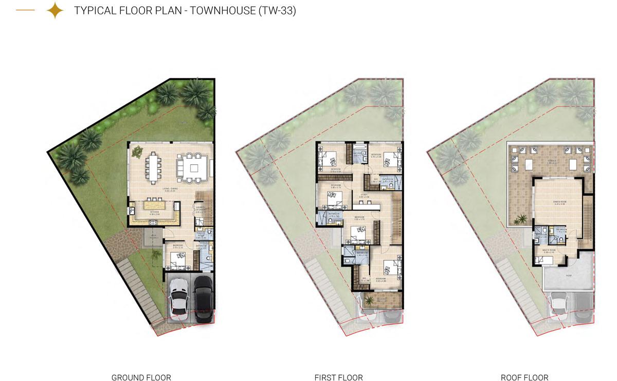 Townhouse TW33
