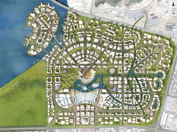 Beach Vista Apartments -  Master Plan