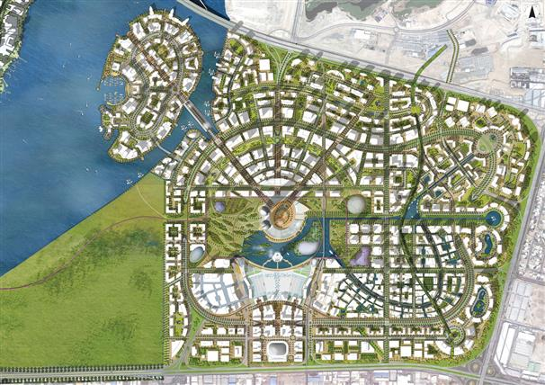 Address Harbour Point -  Master Plan