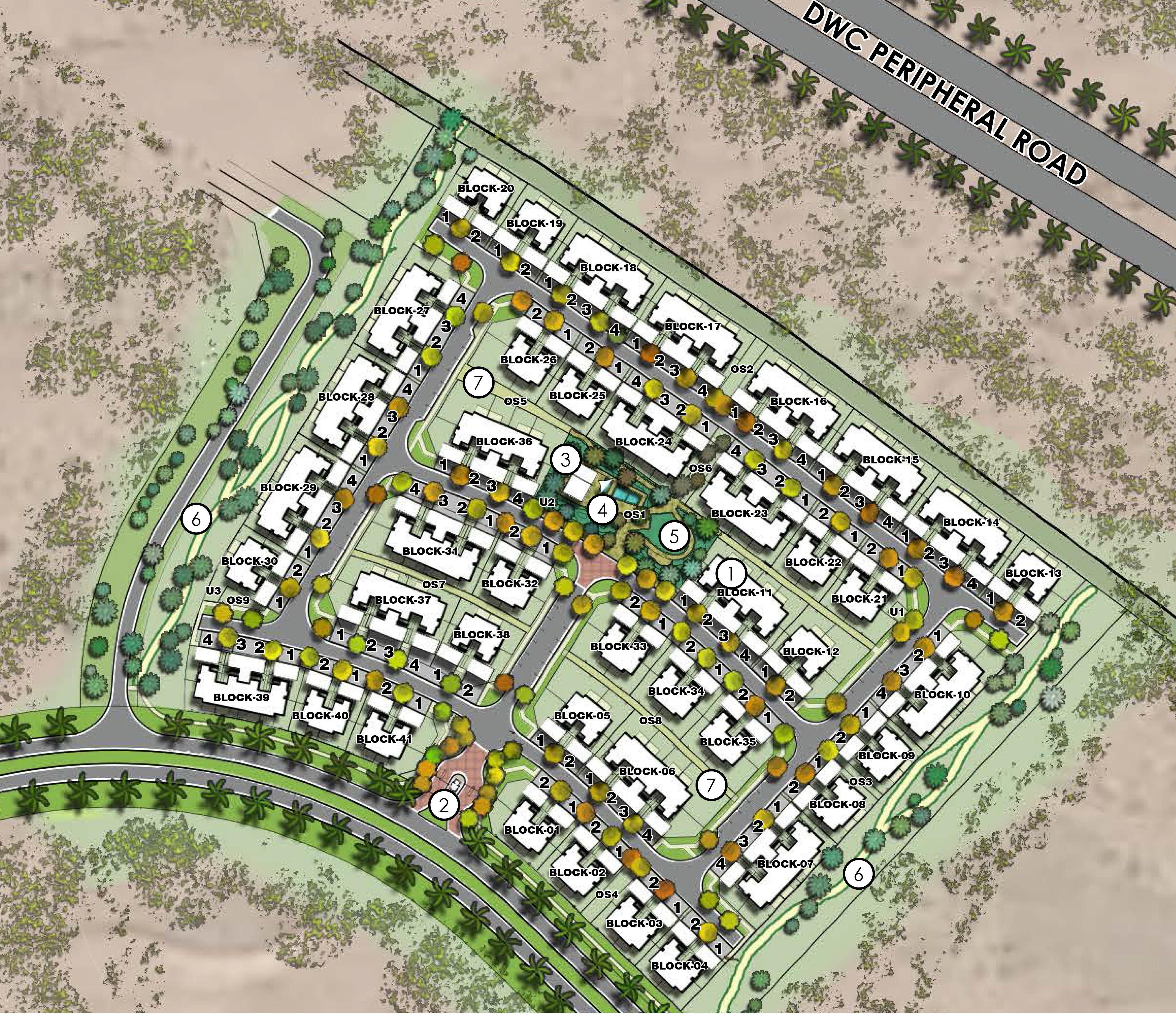 Urbana-2 Master Plan