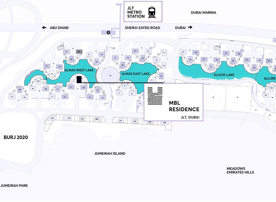 MBL-Residence Master Plan