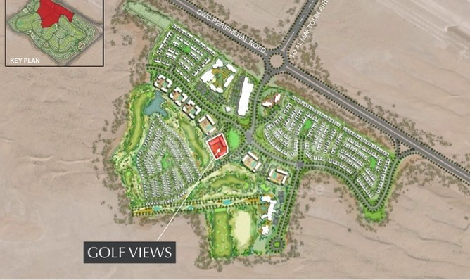 Golf-Views-Apartments Master Plan
