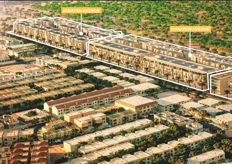 Mirdif-Hills-Dubai Master Plan