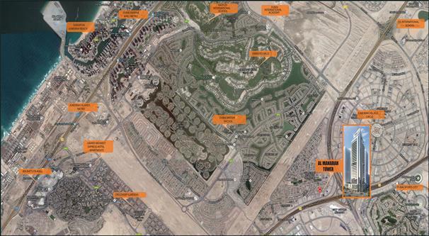 Al Manara Tower -  Master Plan