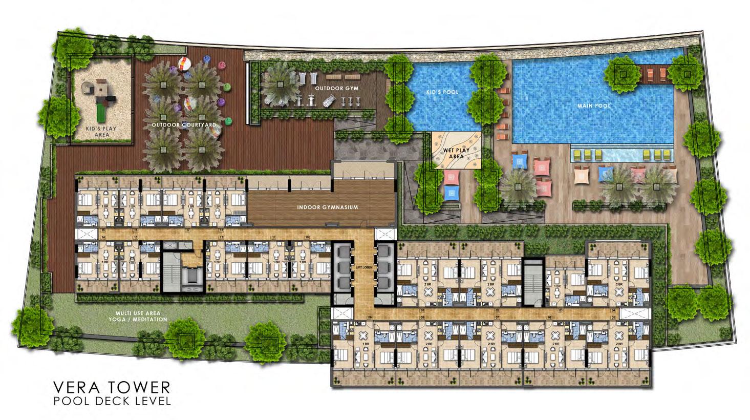 VERA-Residences Master Plan