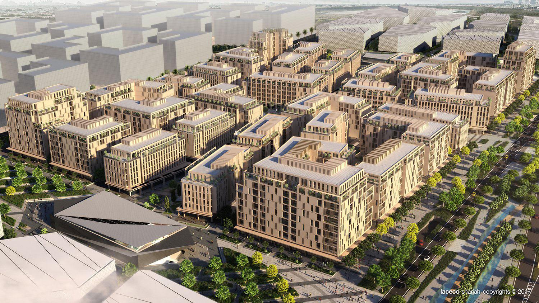 Al-Mamsha-at-Sharjah Master Plan