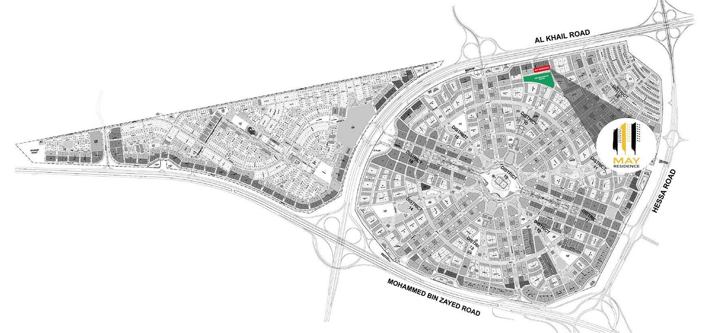 May-Residence Master Plan