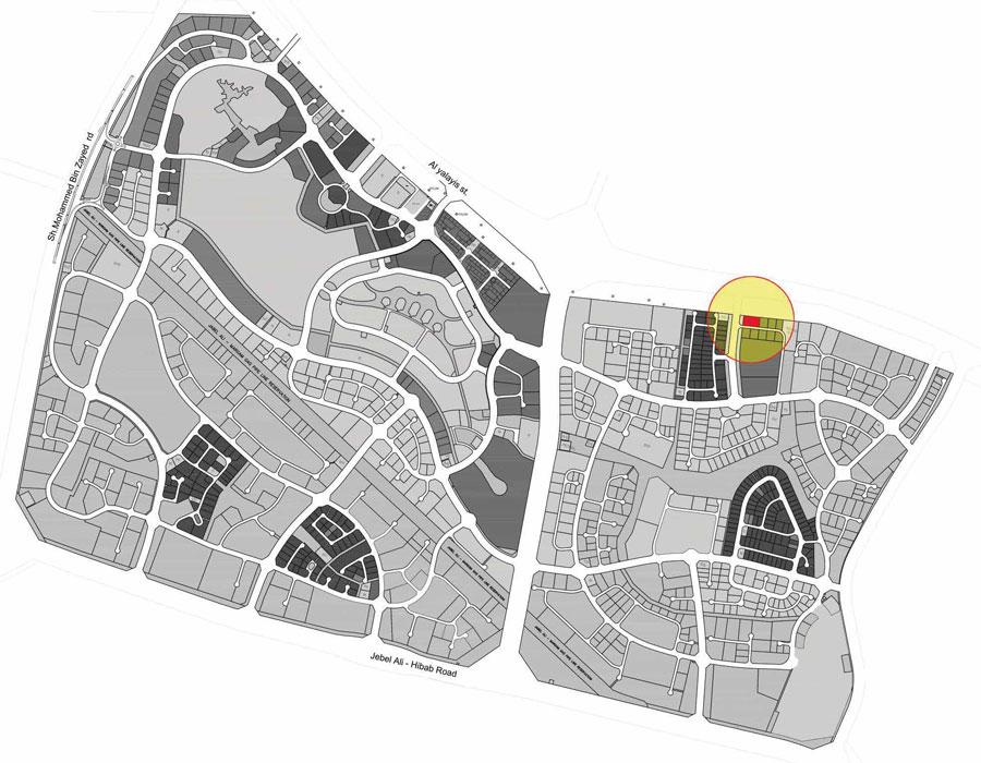 Centurion-Residences Master Plan
