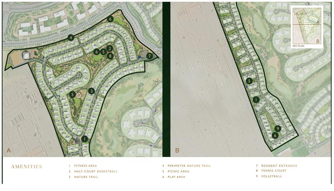 Fairway Vistas -  Master Plan