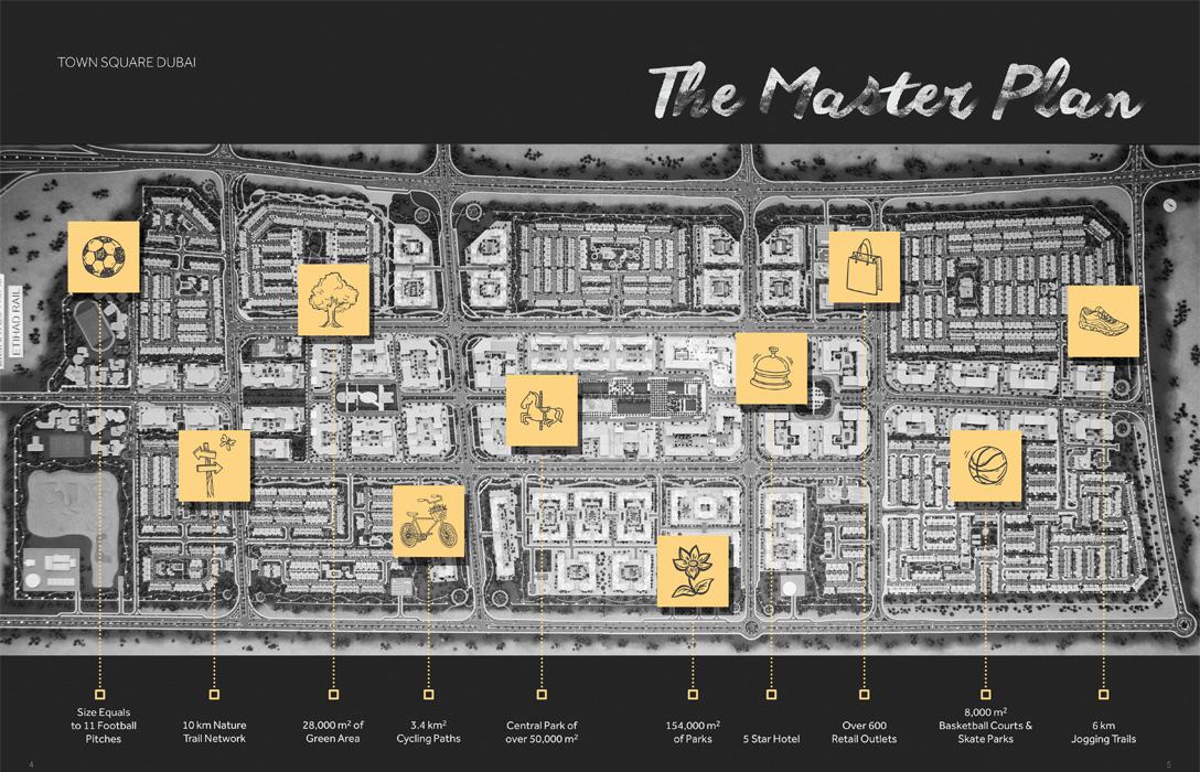 Noor-Townhouses Master Plan