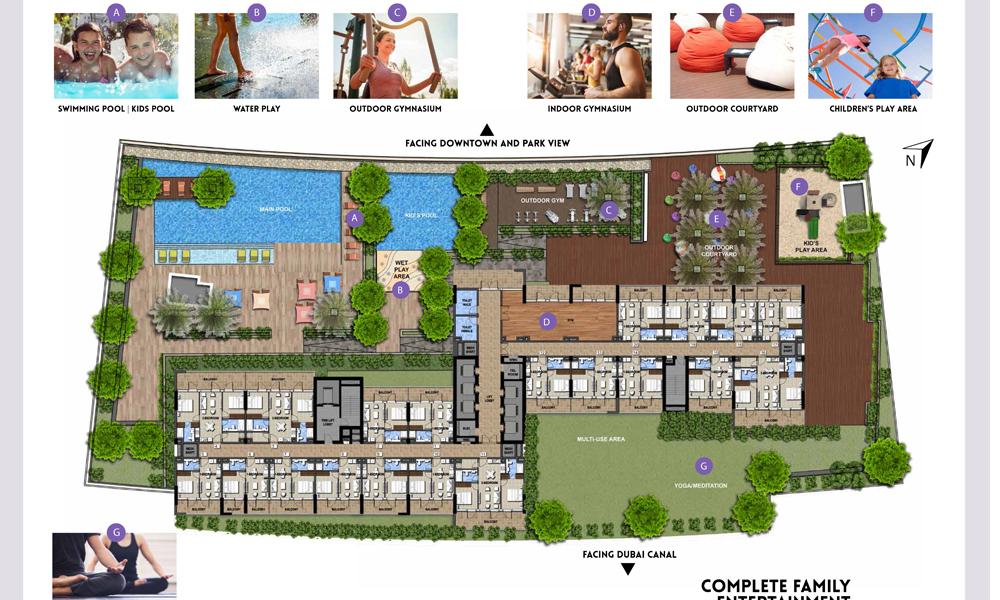 Reva-Residence Master Plan