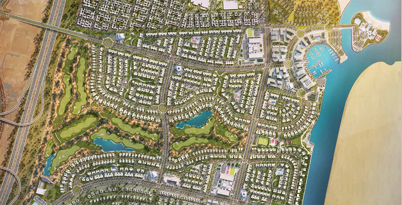 Yas-Acres Master Plan