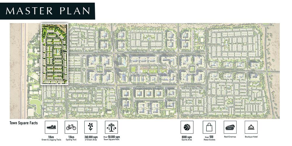 Naseem-Townhouses Master Plan