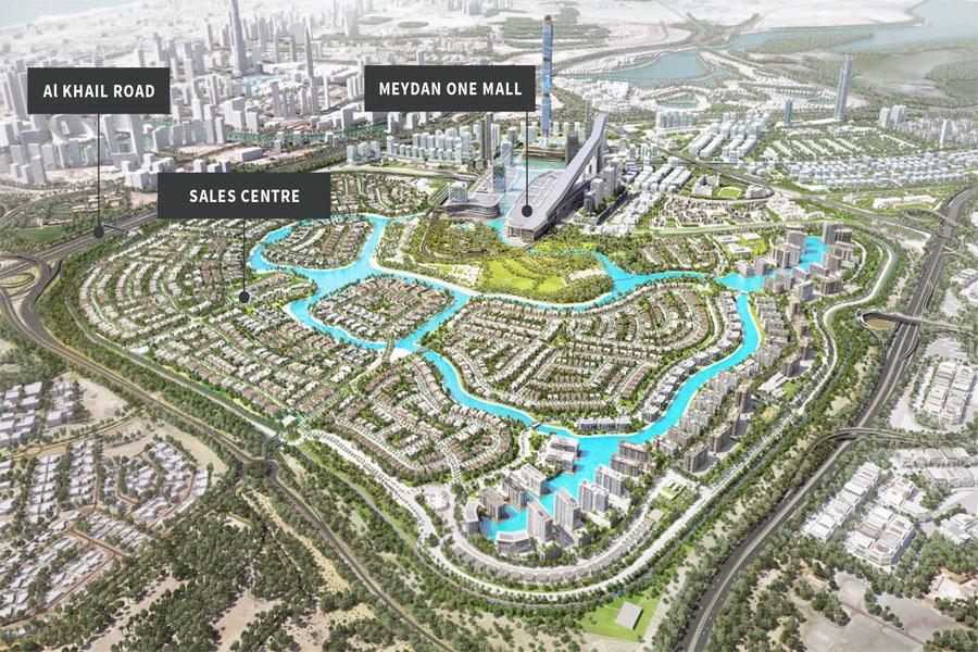 District-One-Residences Master Plan