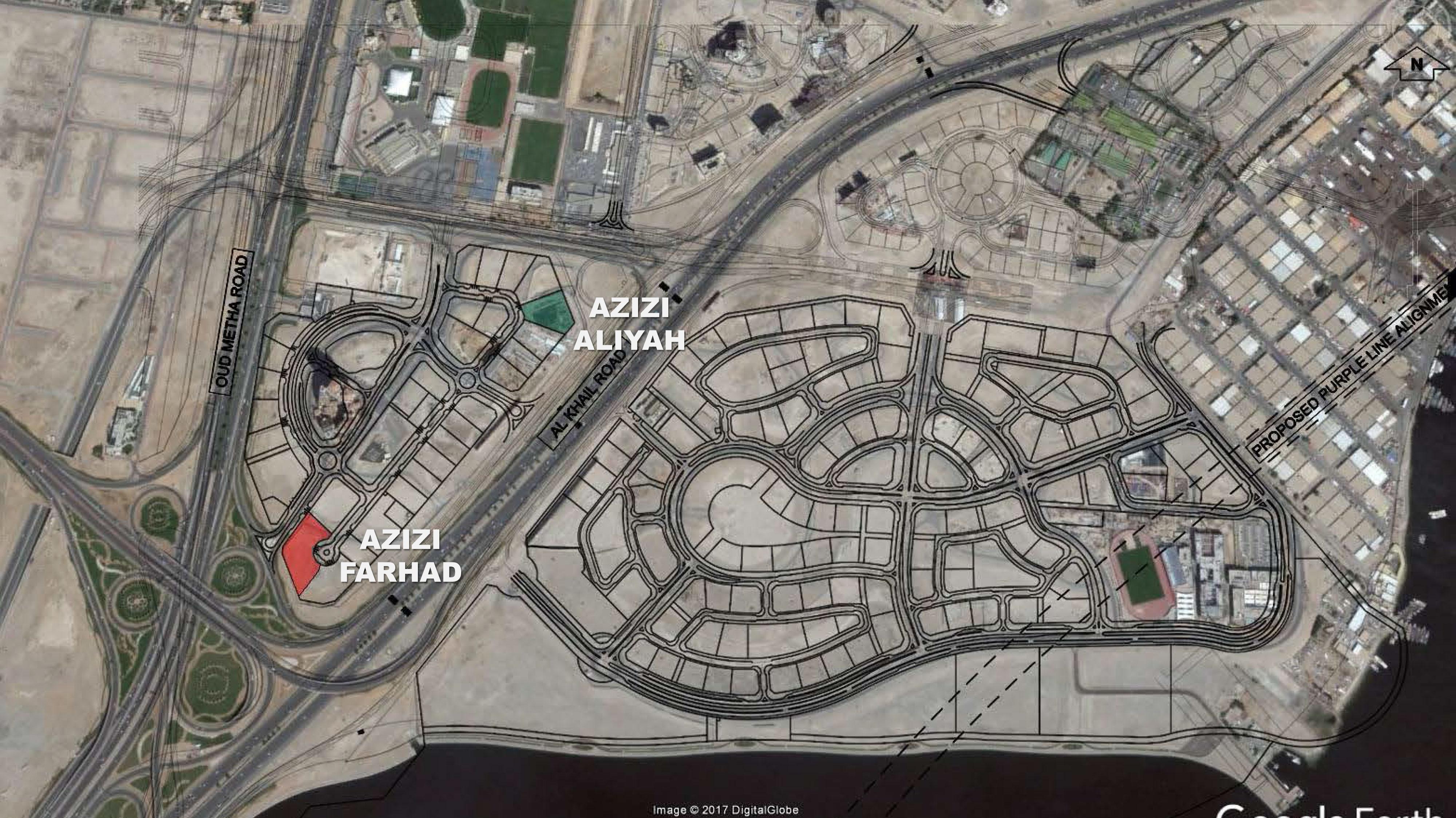 Farhad-Residence Master Plan