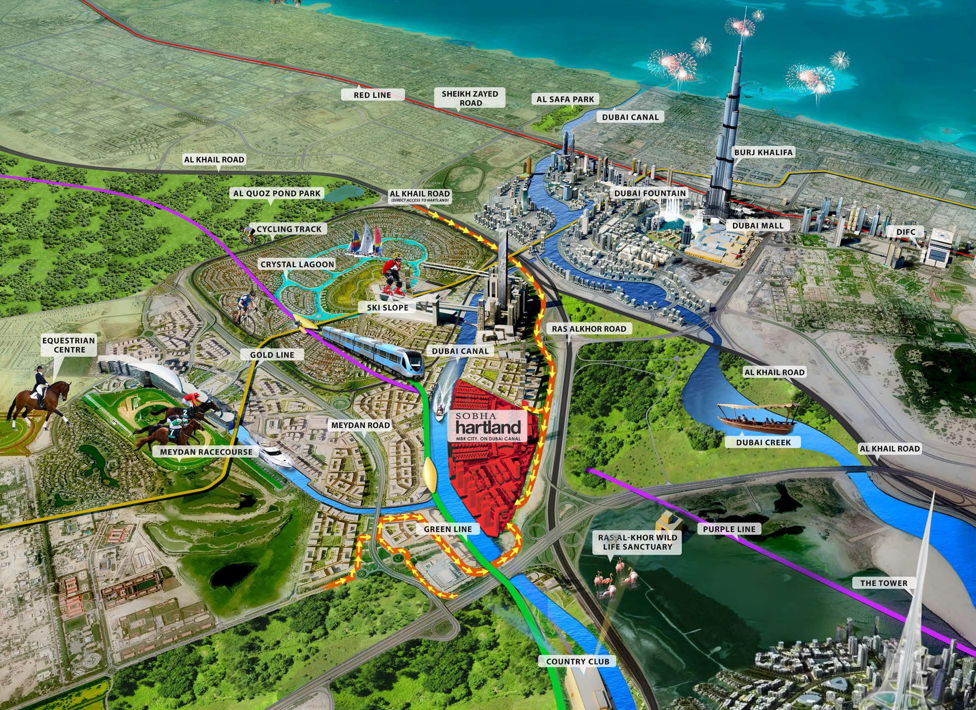 Hartland-Aflux Master Plan