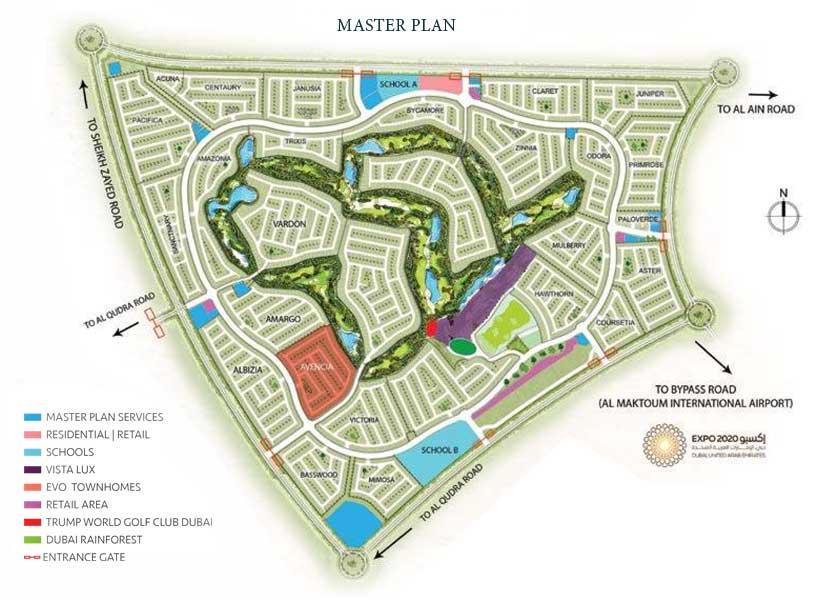 EVO-Townhomes Master Plan