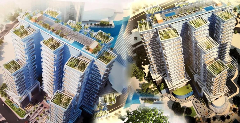 Seven-City-Cluster-Z Master Plan