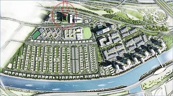 Sobha Creek Vistas -  Master Plan