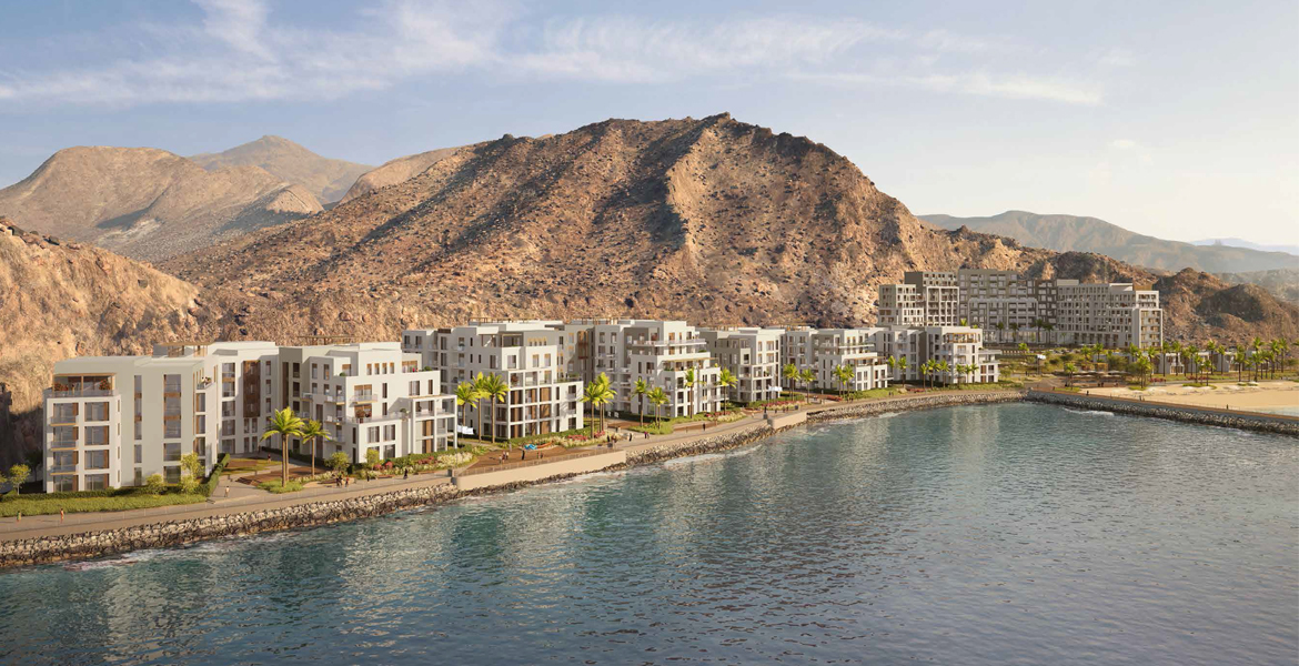 The-Address-Fujairah-Resort-Spa Master Plan