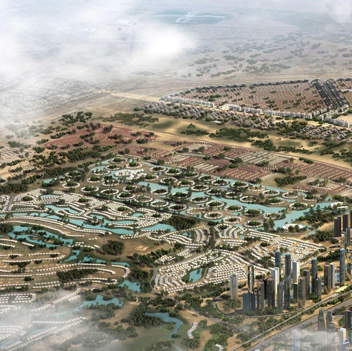 Azizi-Plaza Master Plan