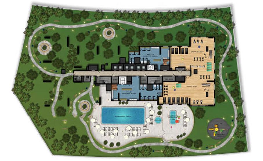 Hera-Tower Master Plan