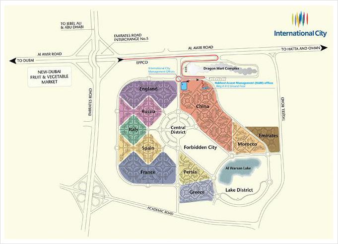 Lawnz-Apartments Master Plan