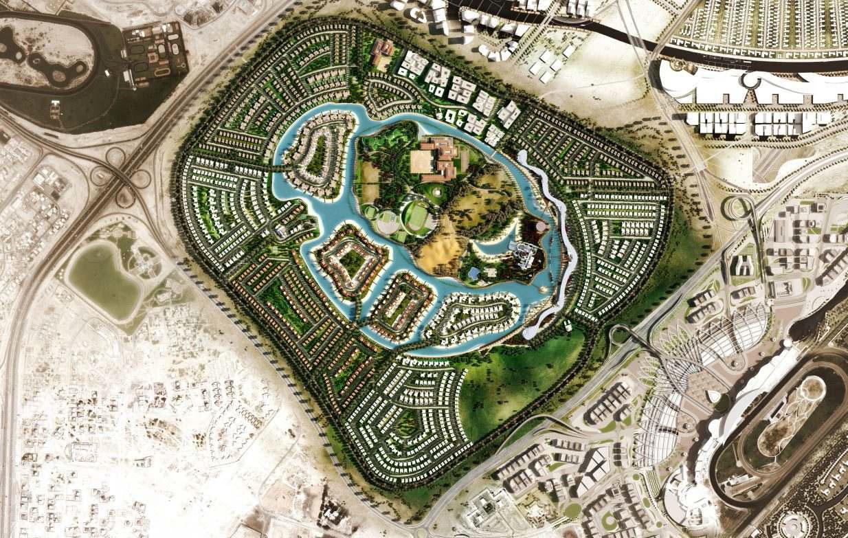 Meydan-Sobha Master Plan