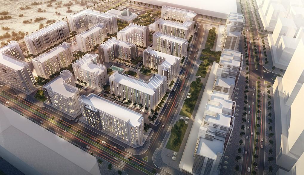 The-Riff-Apartments Master Plan