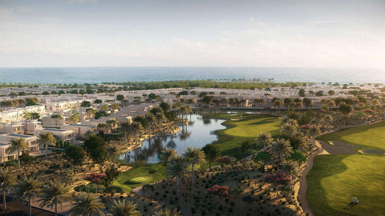 Aldar-The-Cedars Master Plan