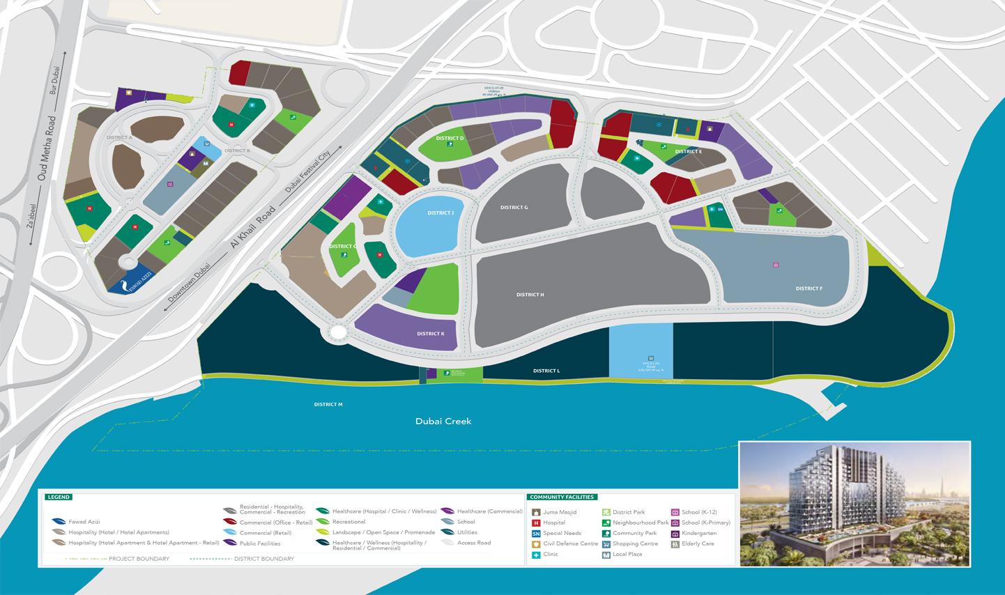 Fawad-Azizi-Residence Master Plan