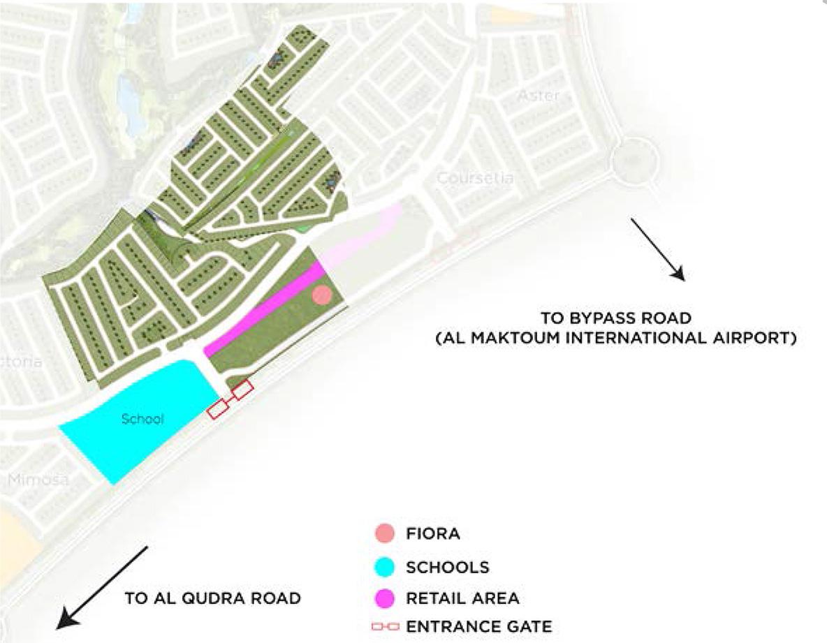 Fiora-Golf-Verde Master Plan