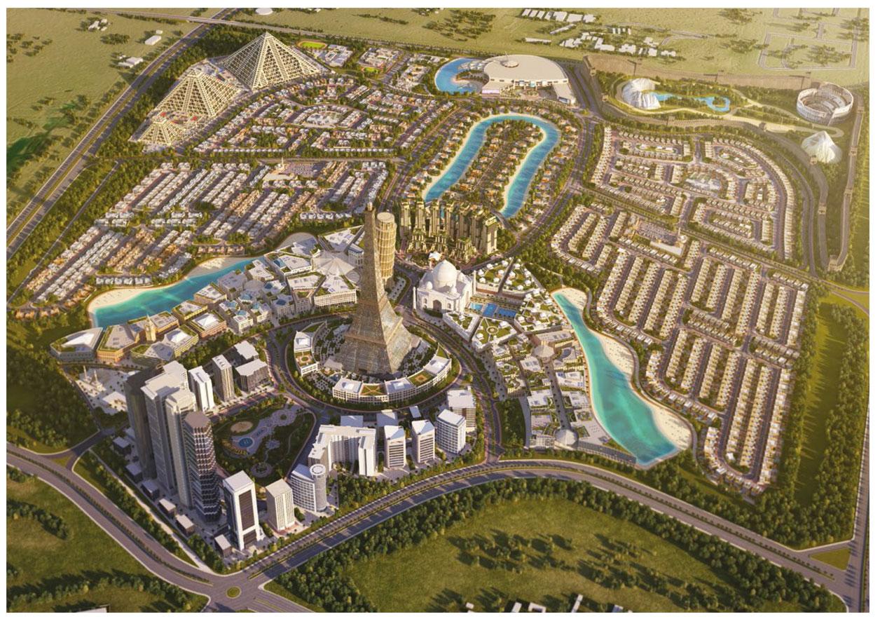 Eastern-Residences Master Plan