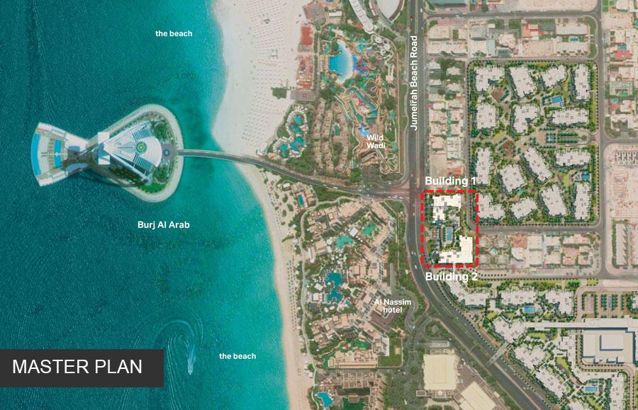 Madinat-Jumeirah-Living Master Plan