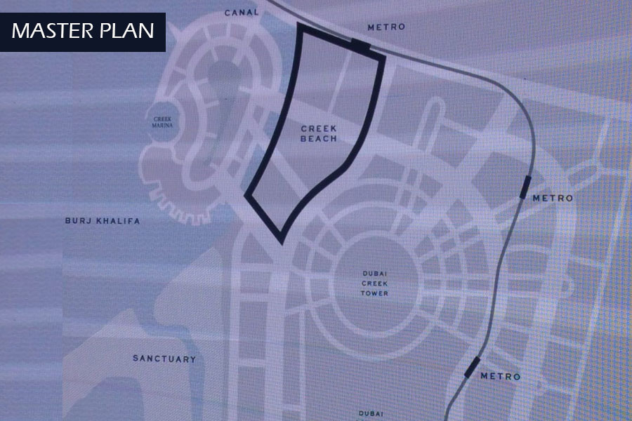 Breeze-at-Creek-Beach Master Plan