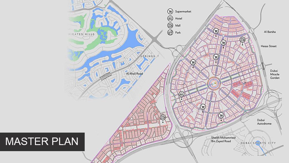Belgravia-Square Master Plan