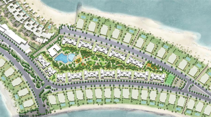 Amalfi-Villas Master Plan