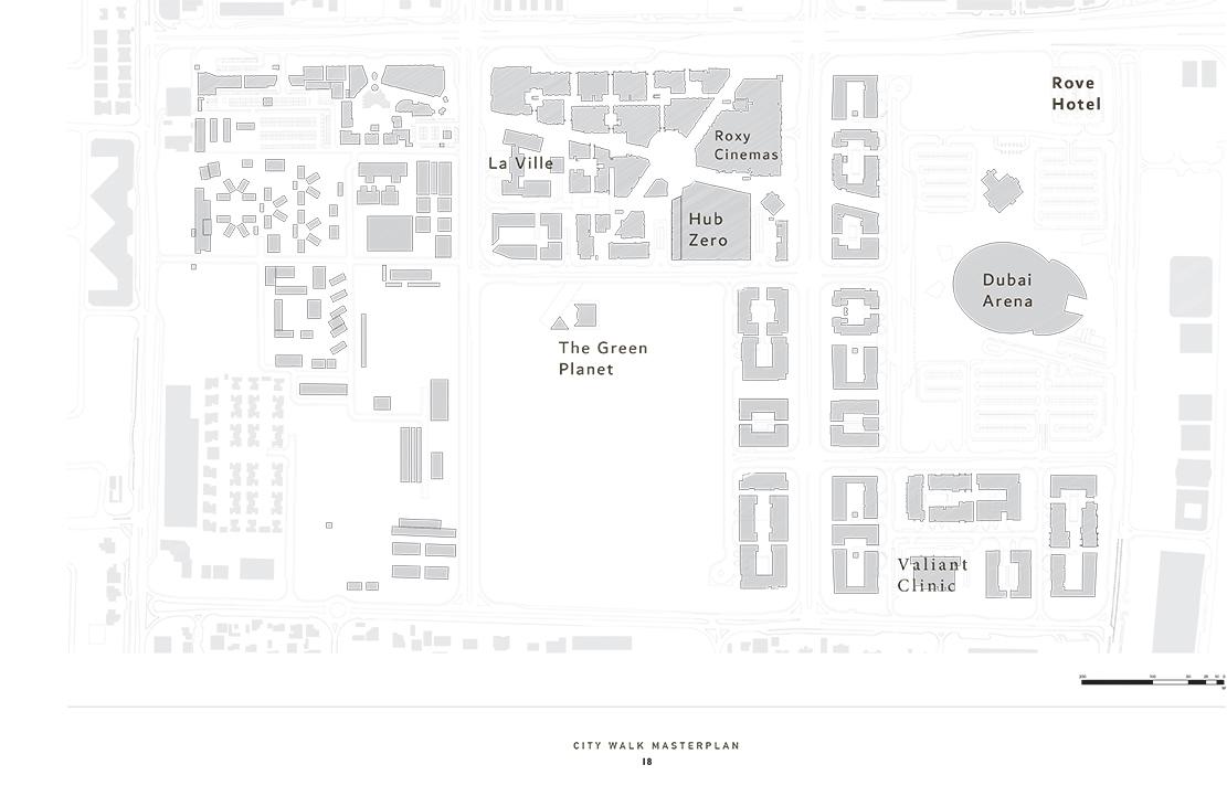 Rove-City-Walk Master Plan