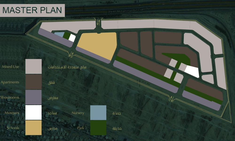 Nad-Al-Hammar Master Plan
