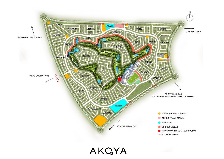 Adria-Villas Master Plan