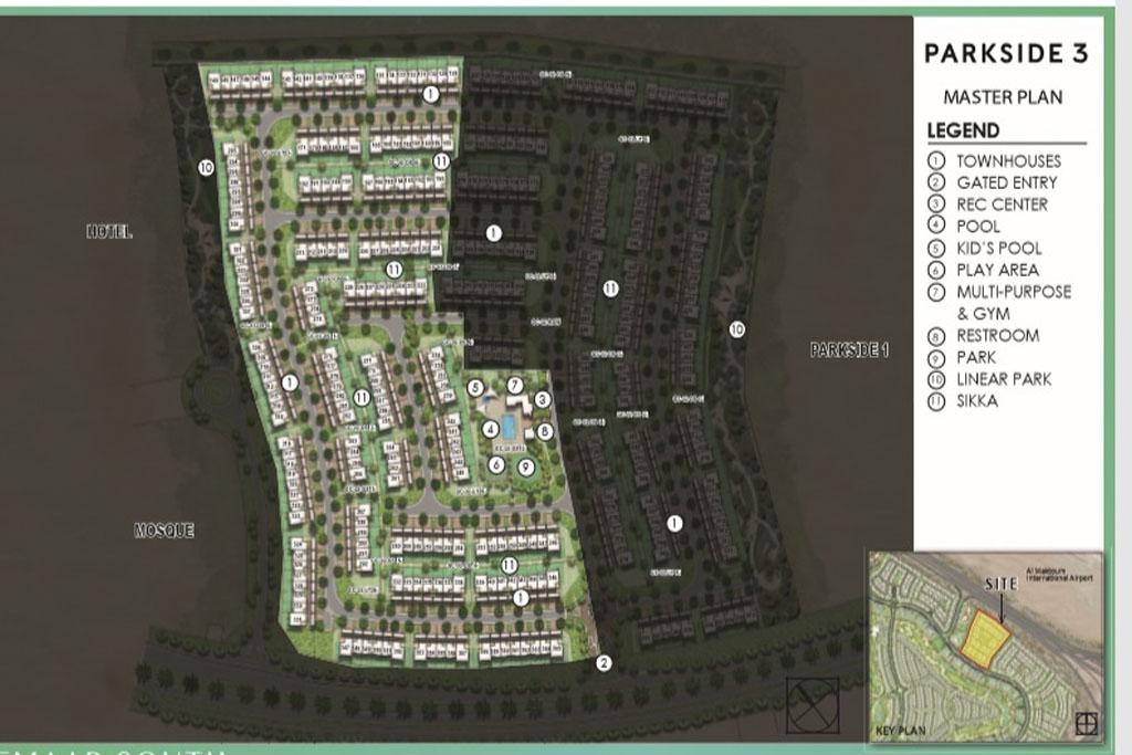 Expo-Golf-Villas-Phase-III Master Plan